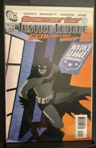 Justice League: Generation Lost #10 (2010)