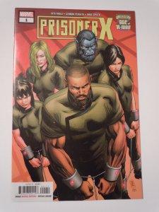 Age of X-Man: Prisoner X #1 (2019)