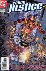 Young Justice #39 VF/NM; DC | save on shipping - details inside