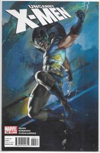 Uncanny X-Men   vol. 1   #539 VF Gillen/Roberson