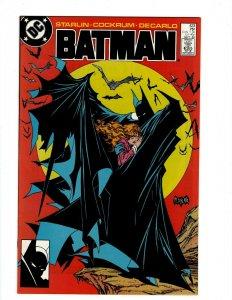 Batman # 423 NM DC Comic Book Todd McFarlane Joker Robin Gotham Ivy Freeze SR1