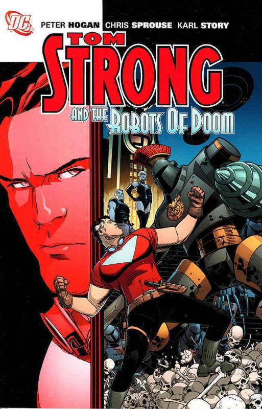 Tom Strong and the Robots Of Doom TPB #1 VF/NM; America's Best | save on shippin