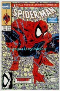 SPIDER-MAN #1, NM+, Todd McFarlane, 1990, Lizard, Torment, more SM in store