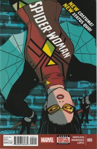 SPIDER-WOMAN # 5A (2015)