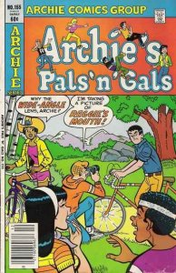 Archie's Pals 'N' Gals #155, VF (Stock photo)