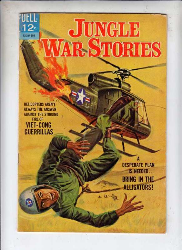 Jungle War Stories #11 (Apr-65) FN Mid-Grade