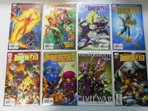 Thunderbolts Comic Lot From:#96-174+Specials, 48 Different 8.0/VF (2006-2012)