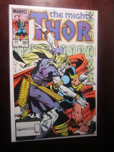 Thor (1962-1996 1st Series Journey Into Mystery) #360 - VF - 1985 - DIR