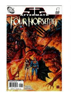 8 Comics Unwritten 1 Ion 1 Green Lantern Corps 42 JLA 1 Blackest Night 0 ++ J394
