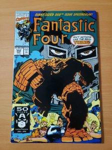 Fantastic Four #350 Direct Market Edition ~ NEAR MINT NM ~ 1991 MARVEL COMICS