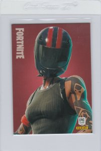 Fortnite Redline 227 Epic Outfit Panini 2019 trading card series 1
