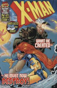 X-Man #25 VF/NM; Marvel | save on shipping - details inside