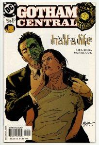 Gotham Central #10 (DC, 2003) VF