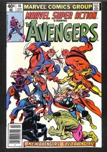 Marvel Super Action #16 (1980)