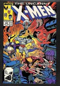 The Uncanny X-Men #238 (1988)