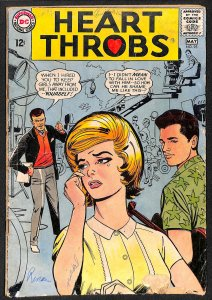 Heart Throbs #95 (1966)