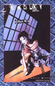 Kabuki Agents Scarab #1, NM (Stock photo)