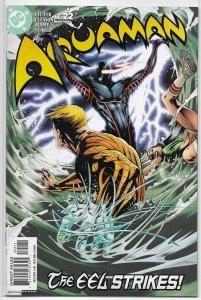 Aquaman (vol. 6, 2003) #22 VF (With the Fishes 2) Pfeifer/Gleason, Batman