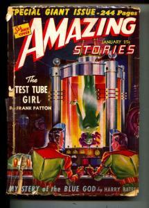 Fantastic Adventures-Pulp-1/1942-Frank Patton-Harry Bates