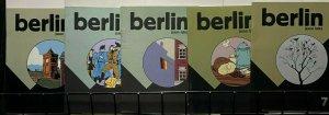 BERLIN by Jason Lutes #2,3,4,5,7 (Black Eye/D&Q, 1996) VF/+ A Masterpiece!