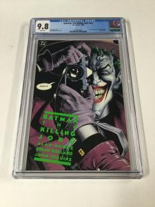 Batman The Killing Joke 1 NN Cgc 9.8 1st First Print Dc Comics 2030396008