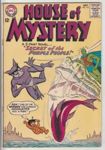 House of Mystery #145 (Sep-64) FN/VF+ High-Grade Martian Manhunter