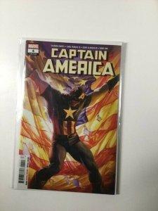 Captain America #4 (2018) HPA