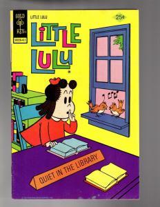 LITTLE LULU 222 FINE November 1974