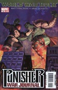 Punisher War Journal (2007 series) #12, NM (Stock photo)