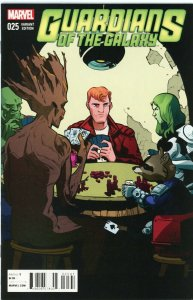 Guardians of the Galaxy #25 Erica Henderson Women of Marvel Variant Cover 2015