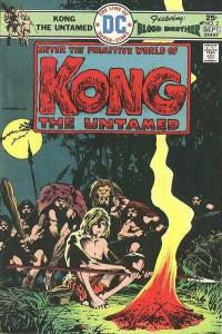 Kong the Untamed #2, Fine+ (Stock photo)