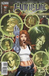 Witchblade #70A VF/NM; Image   save on shipping - details inside