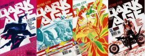 ASTRO CITY DARK AGE BK2 (2007 WS) 1-4  COMPLETE!