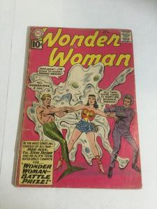 Wonder Woman 125 Gd Good 2.0 Cover Detached Tape On Spine DC Comics SA
