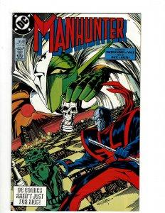 Manhunter #2 (1988) SR8