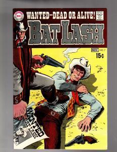 BATLASH 7 VERY FINE MINUS Oct/Nov. 1969 Nick Cardy clas