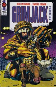 Grimjack Casefiles #4 FN; First | save on shipping - details inside