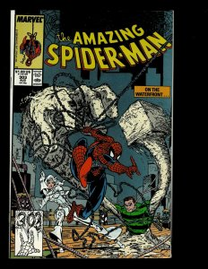 Amazing Spider-Man # 303 NM Marvel Comic Book Venom Todd McFarlane Art GB4