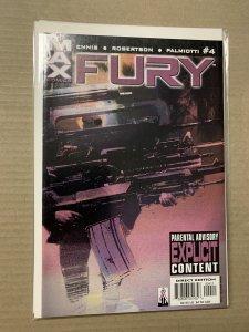 Fury Volume Three Marvel Max