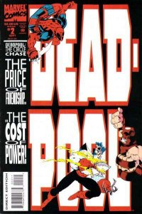 Deadpool: The Circle Chase #2, NM- (Stock photo)