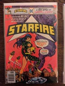 Starfire #1 (1976)