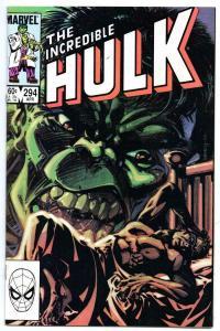 HULK #294, VF/NM, Incredible, Bruce Banner, Buscema, 1968 1984, Marvel