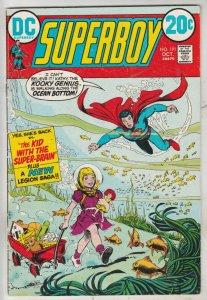 Superboy #191 (Oct-72) VF+ High-Grade Superboy