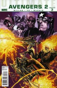 Ultimate Avengers #9 VF/NM; Marvel | save on shipping - details inside