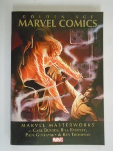 Marvel Masterworks Golden Age Marvel Comics TPB #1 SC 8.0 VF (2011)