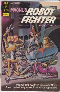 Magnus Robot Fighter #44