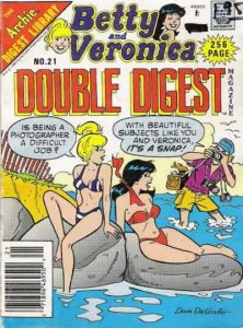 Betty and Veronica Double Digest #21 FN; Archie | save on shipping - details ins