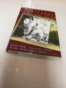Postcards True Stories That Never Happened Hc Nm TPB