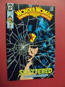 WONDER WOMAN #52 HIGH GRADE BOOK (9.0 to 9.4) OR BETTER 1ST Print 1987