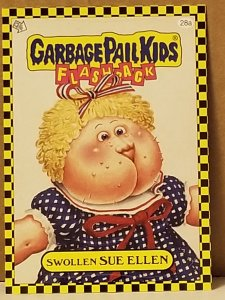 2015 Garbage Pail Kids  Flashback #28a